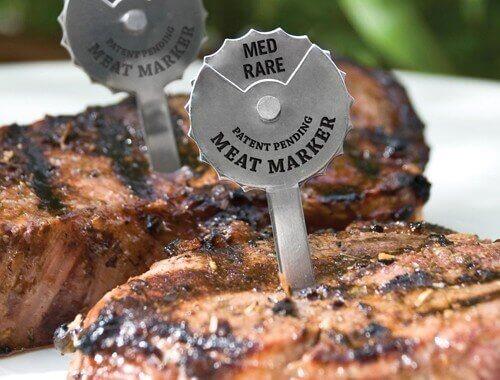 Bij het BBQ-en zijn de bereidingstemperatuur en kerntemperatuur erg belangrijk voor een perfecte garing.