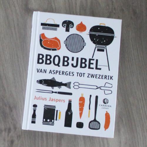BBQ kookboeken - Julius Jaspers - BBQ Bijbel