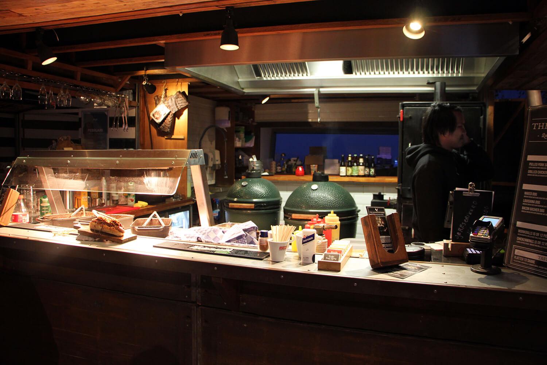 De Pier in Scheveningen begint een echte plek te worden voor de liefhebber van goed eten en drinken.