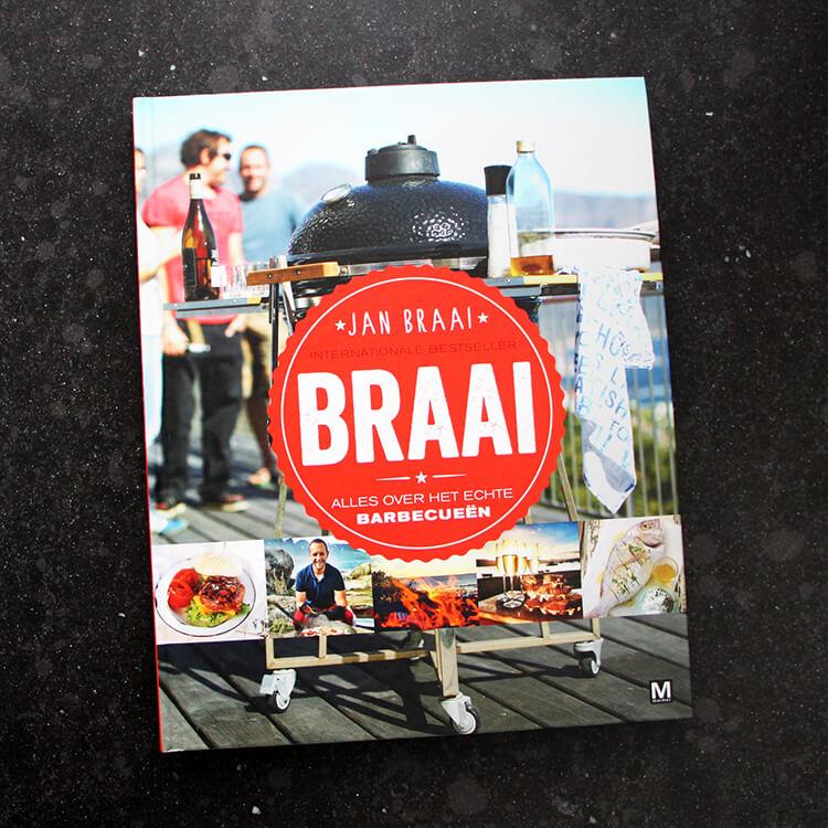 BBQ kookboeken - Jan Braai
