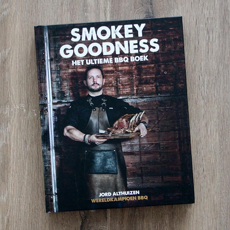 BBQ kookboeken - Jord Althuizen - Smokey Goodness