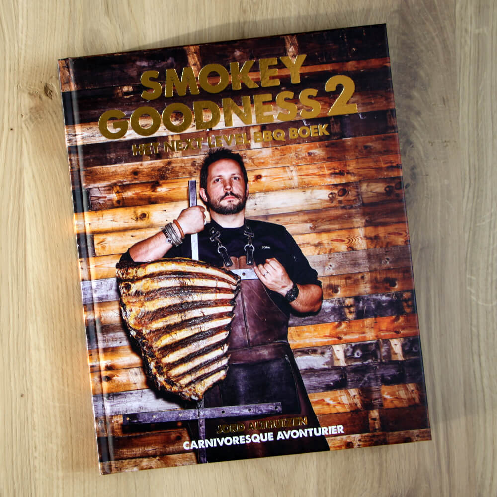 BBQ kookboeken - Jord Althuizen - Smokey Goodness II