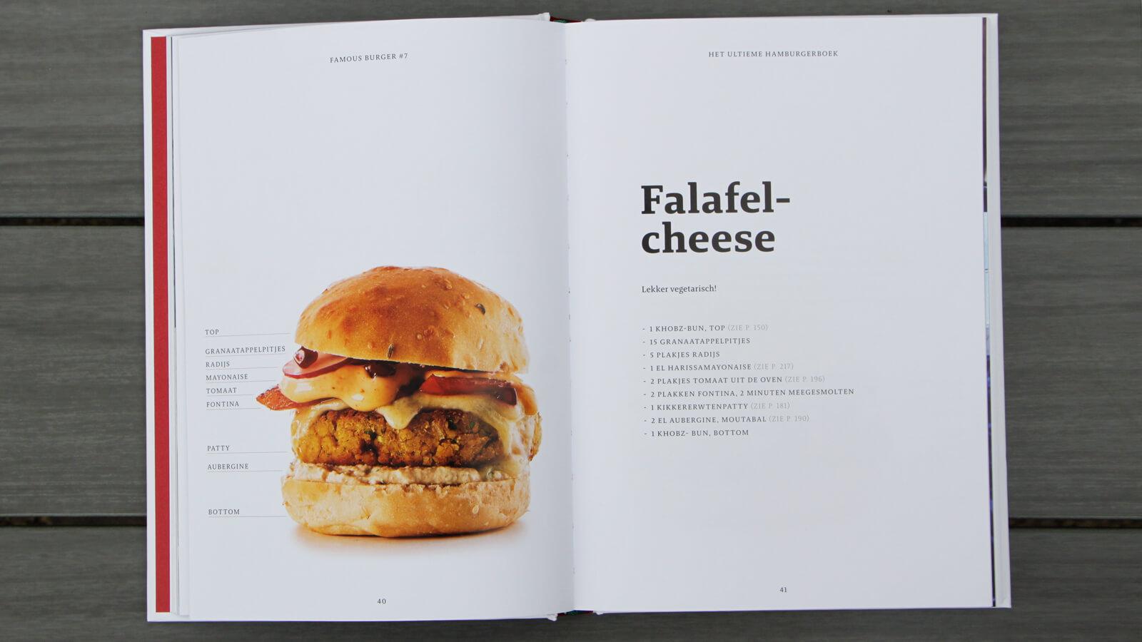 Julius Jaspers - Het Ultieme Hamburgerboek