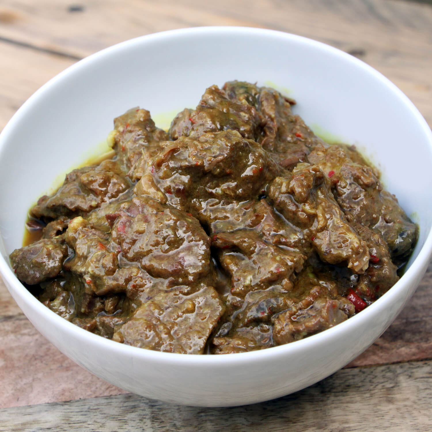 Rendang uit de Dutch Oven