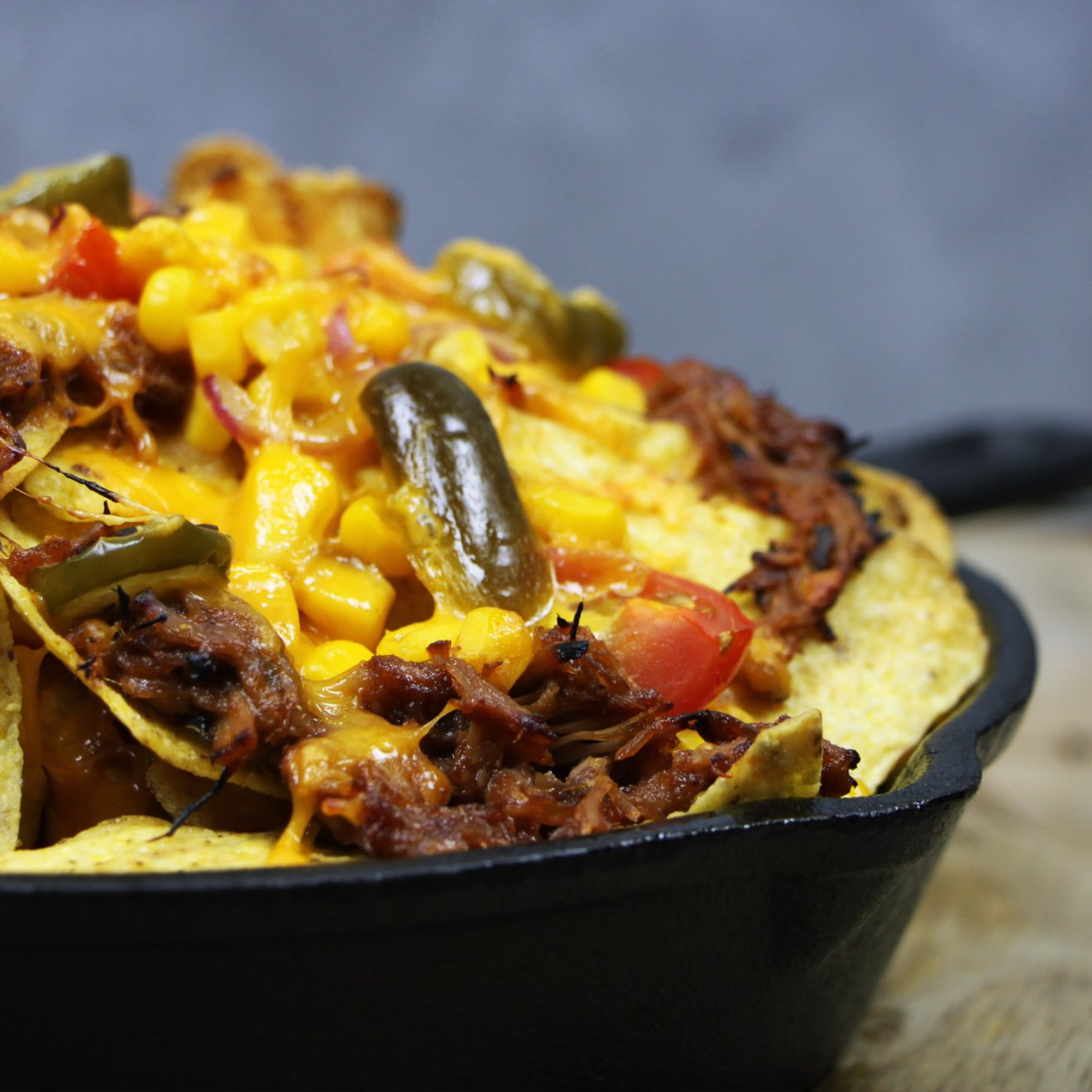 Pulled Pork Nacho's