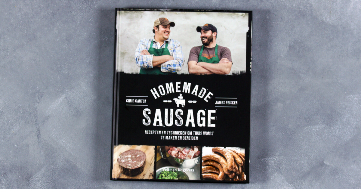 Boekreview: Homemade Sausage