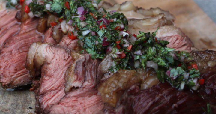 BBQ Klassieker: Picanha met Chimichurri