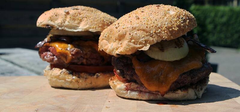 BBQ Burgers van Entrecote