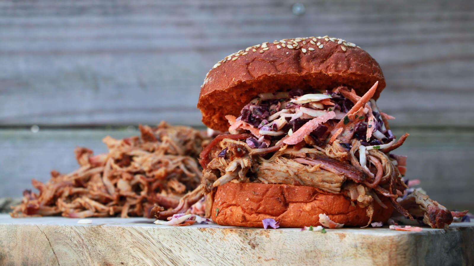 Tijd voor een BBQ klassieker: Pulled Pork