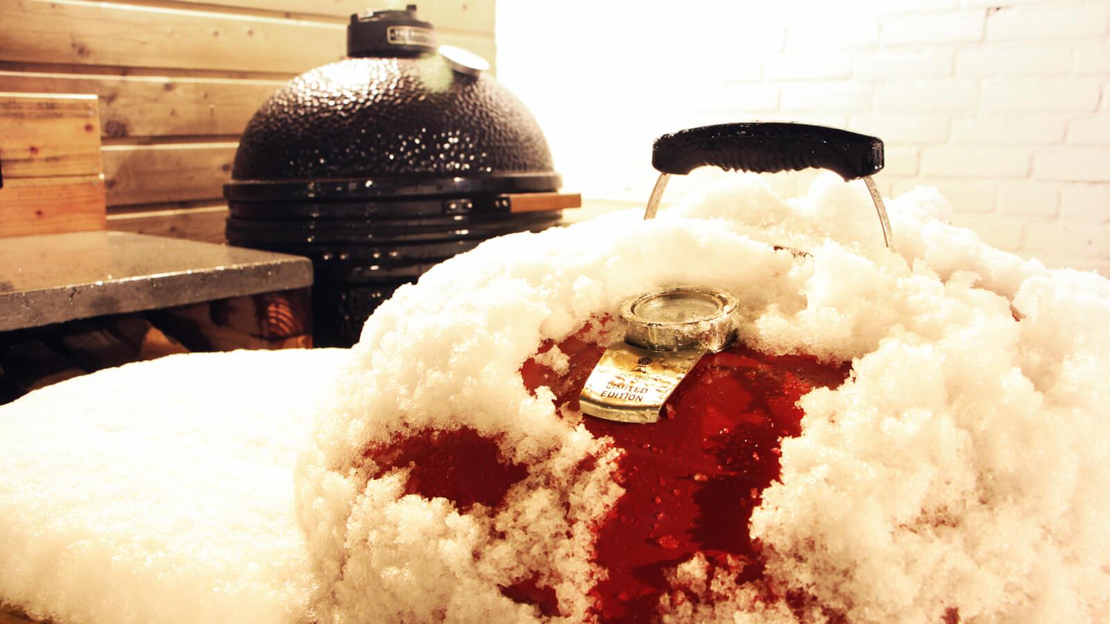 Met deze tips zal je winter BBQ zeker slagen!