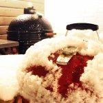 Tijd voor een Winter BBQ