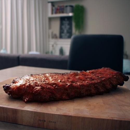 Aziatische Spareribs BBQ Recept