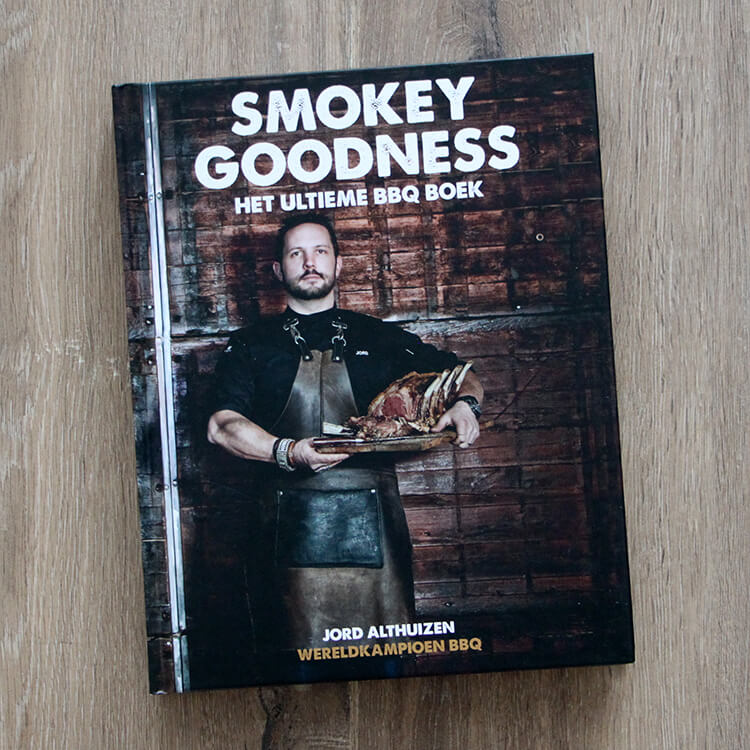 BBQ kookboeken - Jord Althuizen - Smokey Goodness