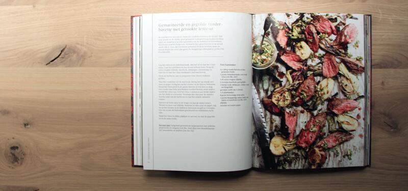Dit recept voor bavette is tot nu mijn favoriete recept uit Grill Rook BBQ.
