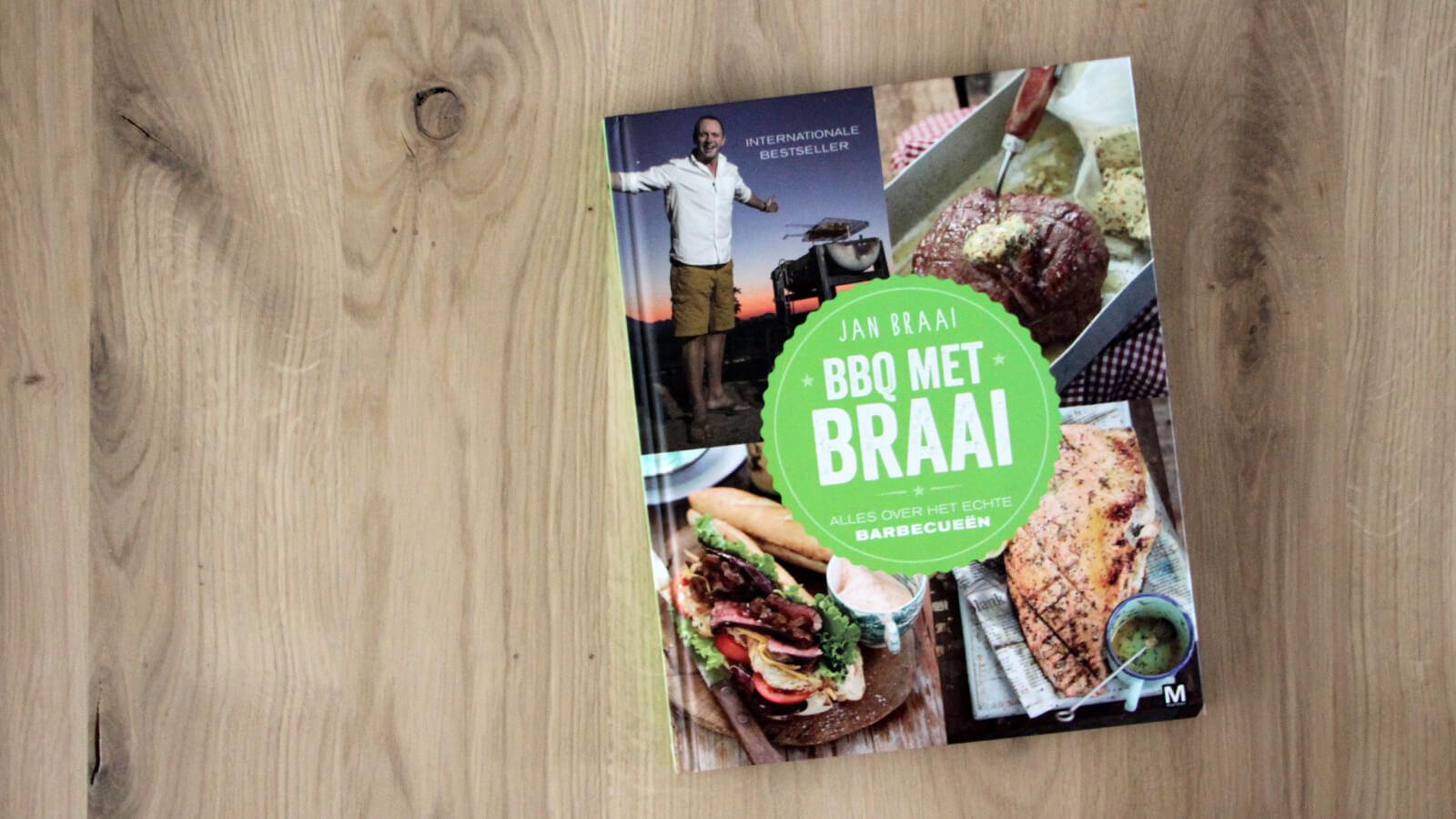 BBQ met Braai, van Jan Braai