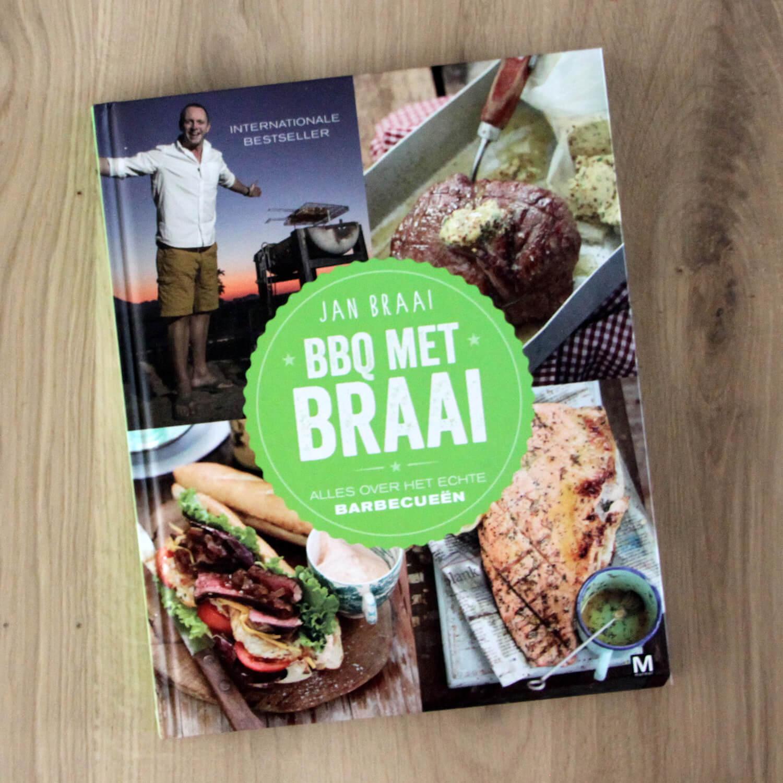 BBQ kookboeken - BBQ met Braai