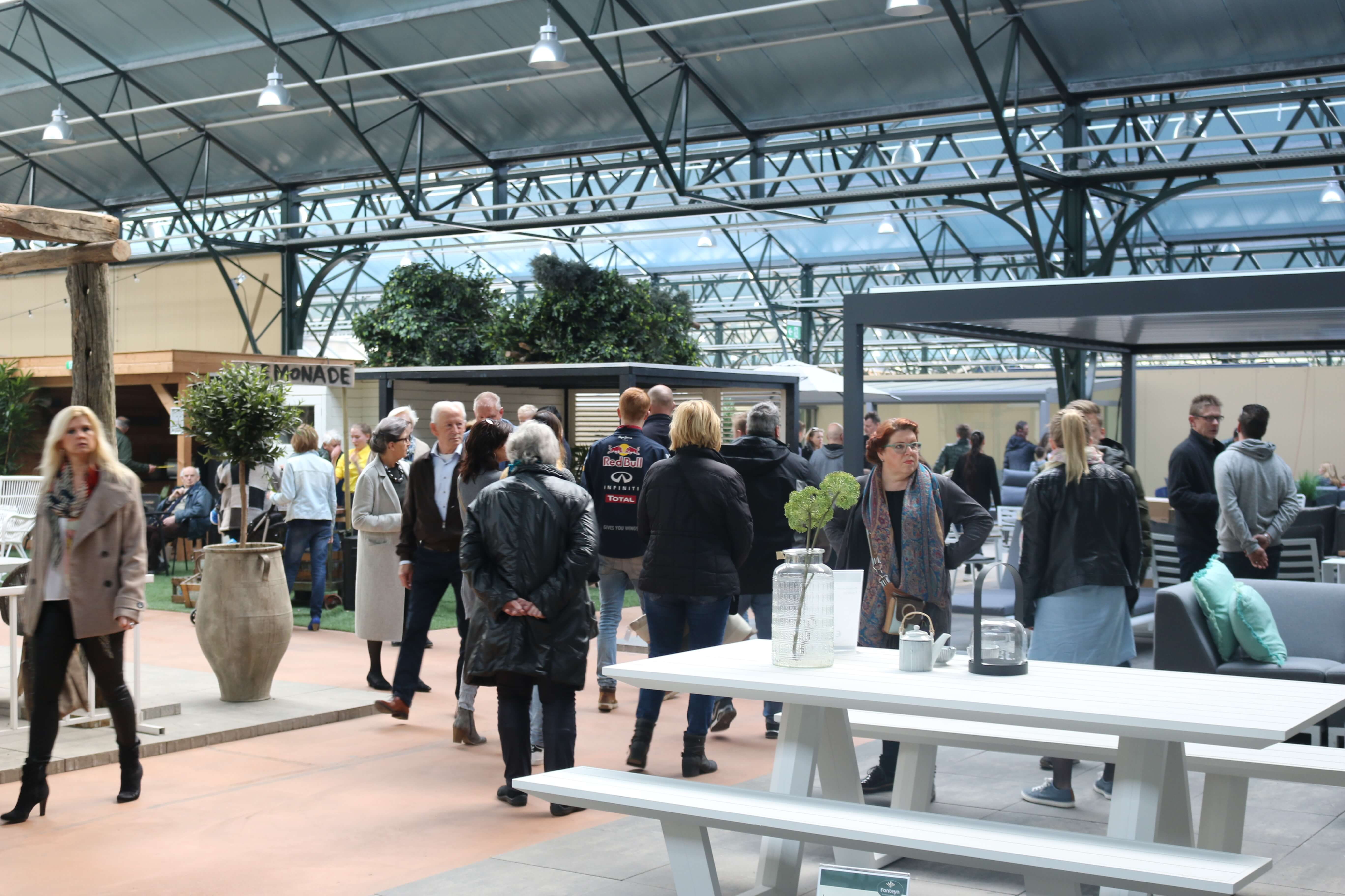 Fonteyn Outdoor Living Mall in Uddel is dé plek voor het inrichten van jouw tuin!