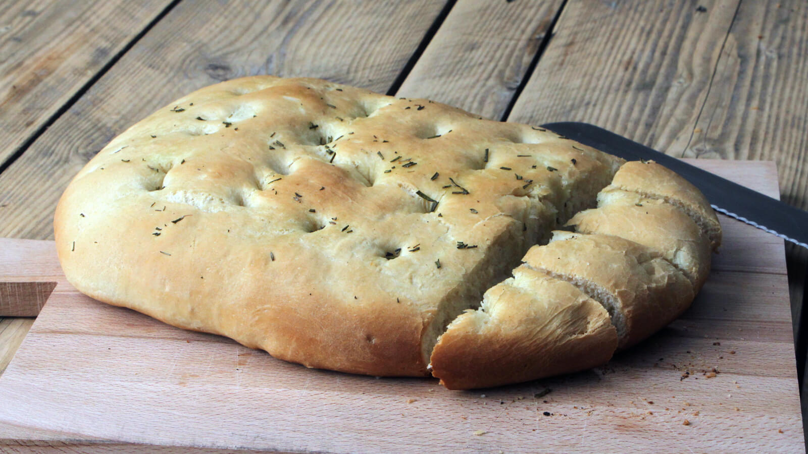 Heerlijk brood bakken op de BBQ? Ga voor dit focaccia recept!