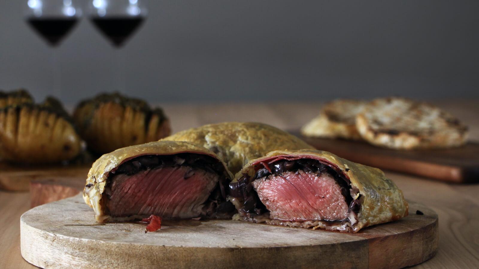Kerst BBQ met dit recept voor Mini Beef Wellingtons