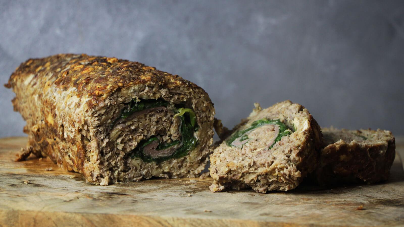 Makkelijk, maar toch prachtig op tafel? Ga voor een gehaktbrood!