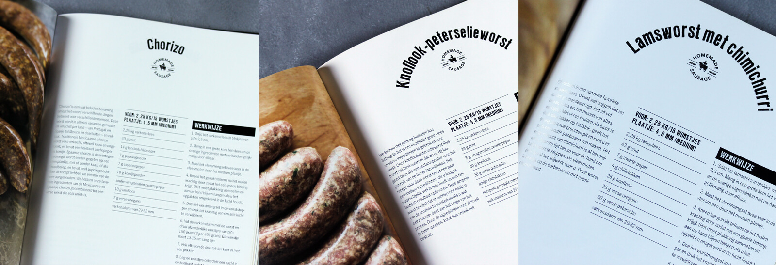 Homemade Sausage - recepten