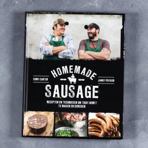 Barbecue Boek Review: Homemade Sausage