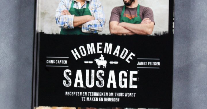 Barbecue Boek Review: Homemade Sausage