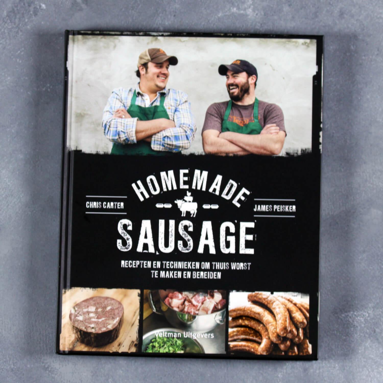 BBQ kookboeken - Homemade Sausage