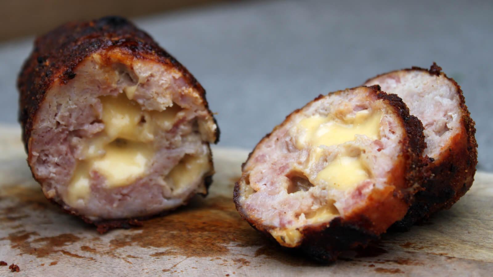 Kip Grillwors met Kaas? Die maak je gewoon zelf!