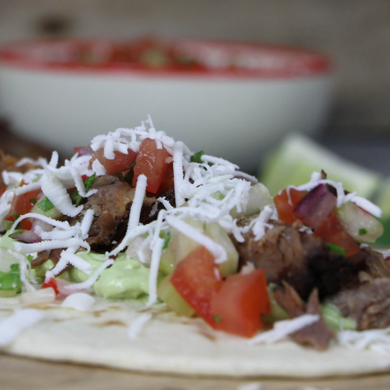 Mexicaanse Short Rib Taco S Bbq Recepten Bbq Junkie