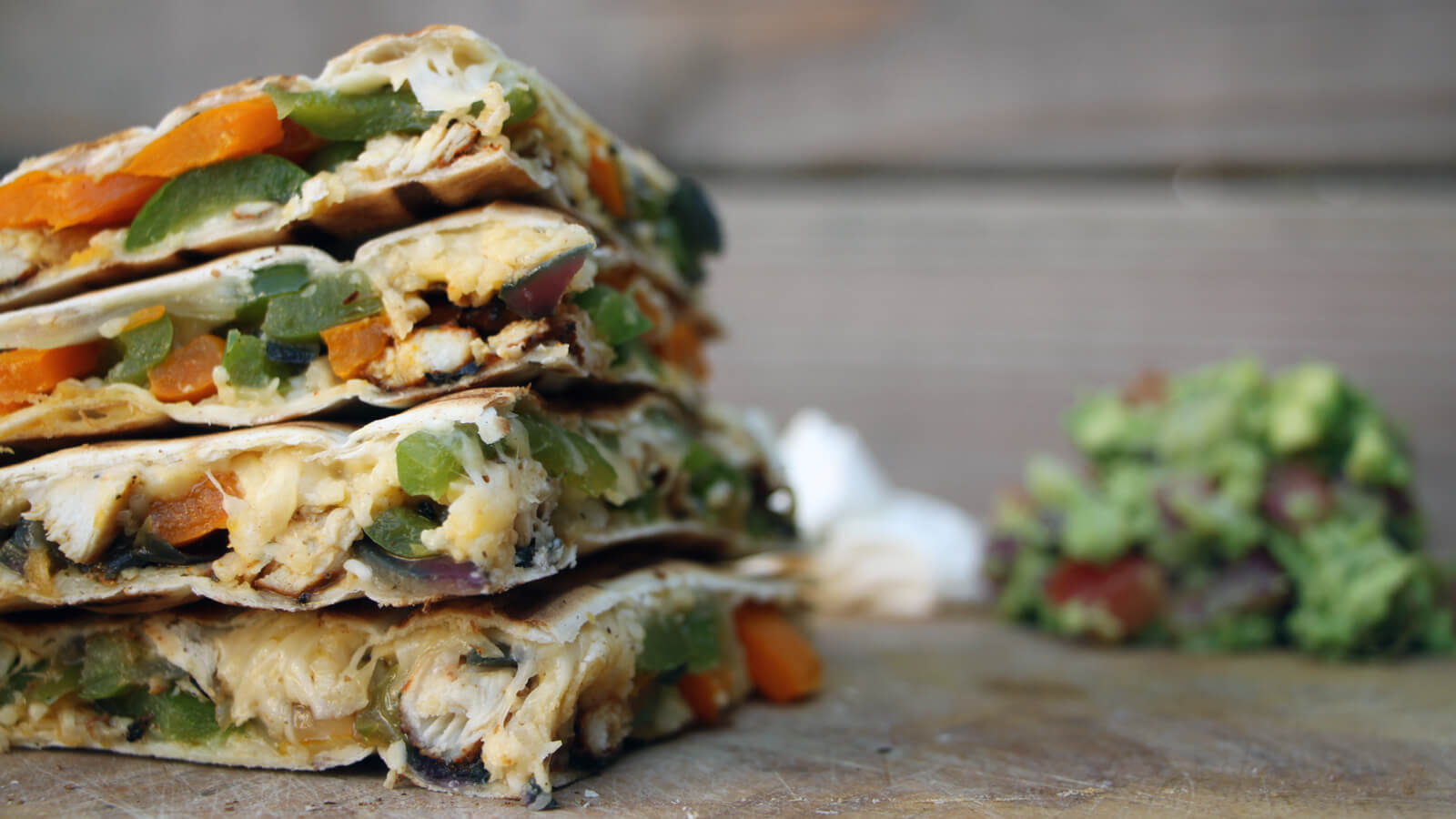 Mexicaanse BBQ? Dan mogen deze quesadillas van de BBQ niet ontbreken!