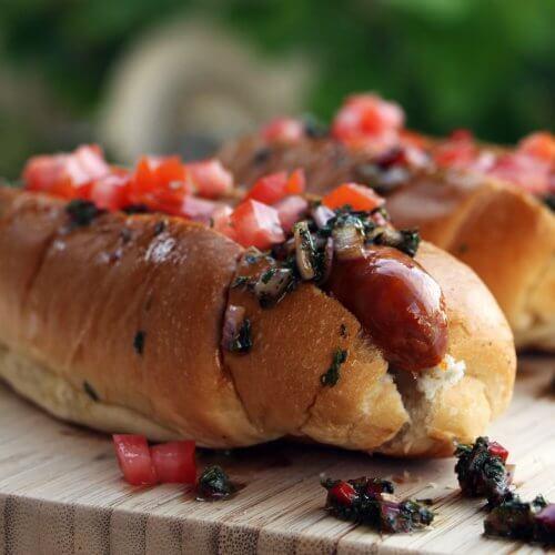 BBQ Recept: Argentijnse Hotdogs