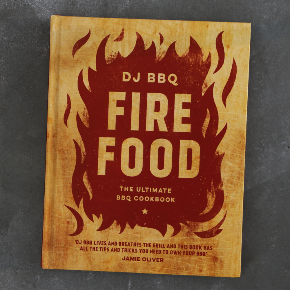 BBQ kookboeken - Fire Food