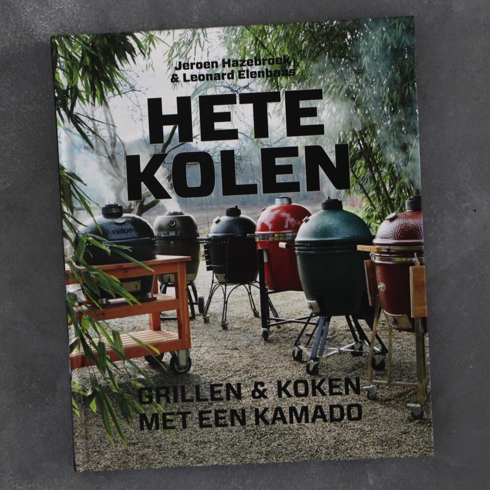 BBQ kookboeken - Hete Kolen