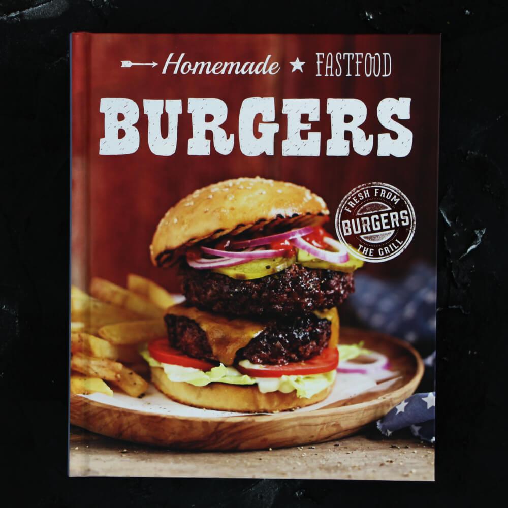 BBQ kookboeken - Burgers