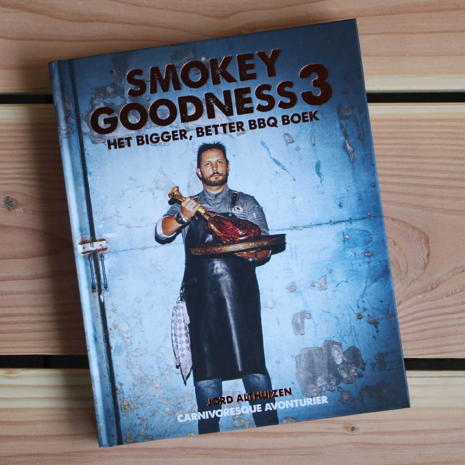 BBQ kookboeken - Smokey Goodness 3