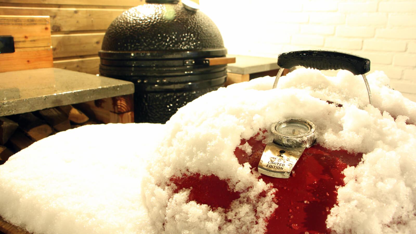 BBQ'en met Kerstmis wordt steeds populairder! Heb jij al gedacht aan een Kerst BBQ?