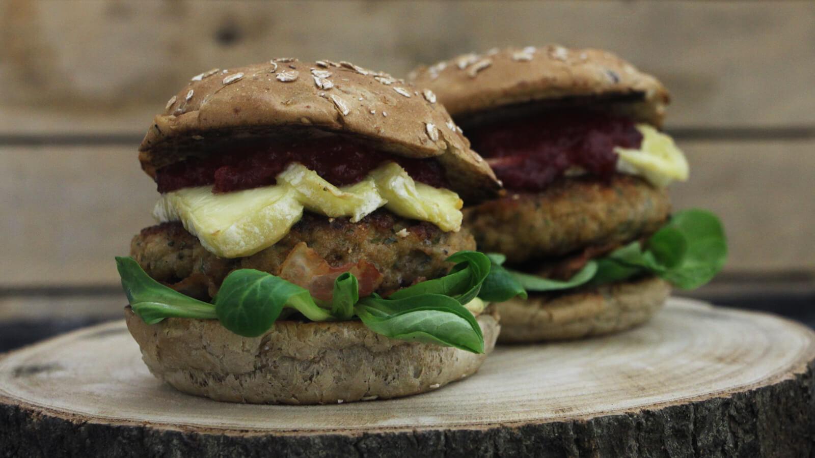 Kerst vieren met hamburgers? Het kan met deze Kerst Burgers!