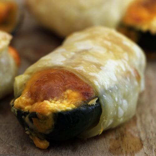 Recept: Atomic Pigs in a Blanket