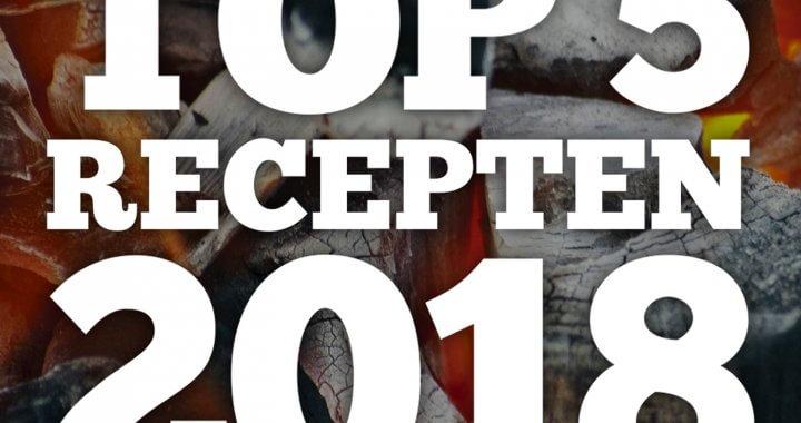 De best gelezen recepten van 2018