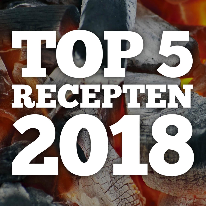 Benieuwd naar de 5 beste BBQ recepten van 2018? je vindt ze hier!