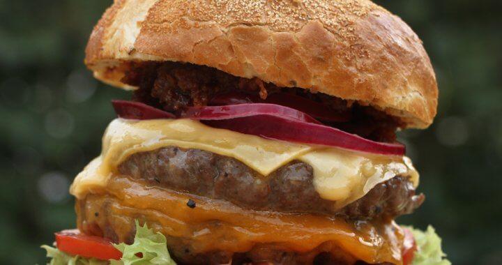 Recept: de ultieme dubbele cheeseburger