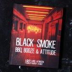 BBQ Boek Black Smoke