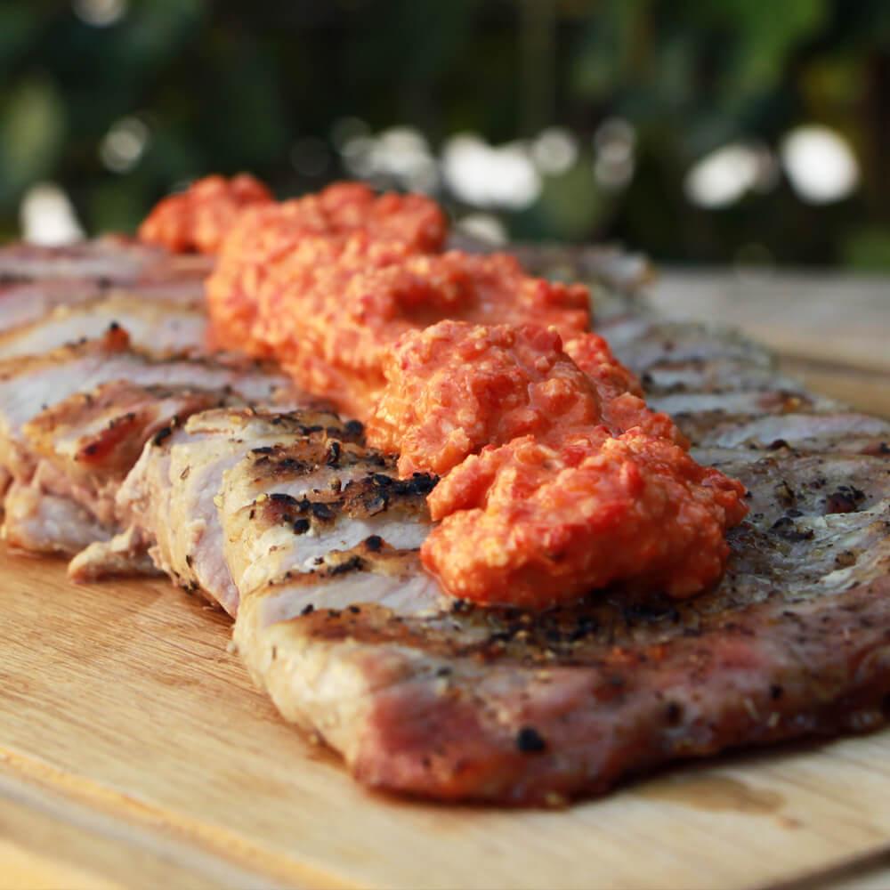 Iberico Secreto van de BBQ: het lekkerste stukje varkensvlees om te grillen!