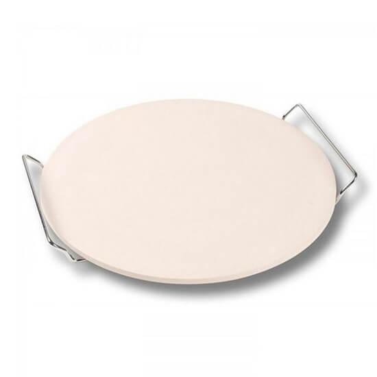 Met een pizzasteen en pizzaschep maak je van je BBQ een pizzaoven!