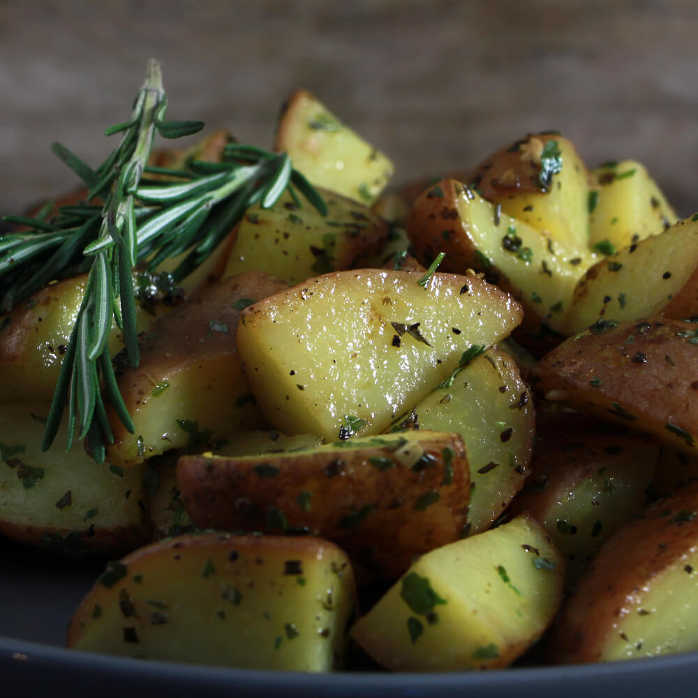 Rosemary Lemon Potatoes