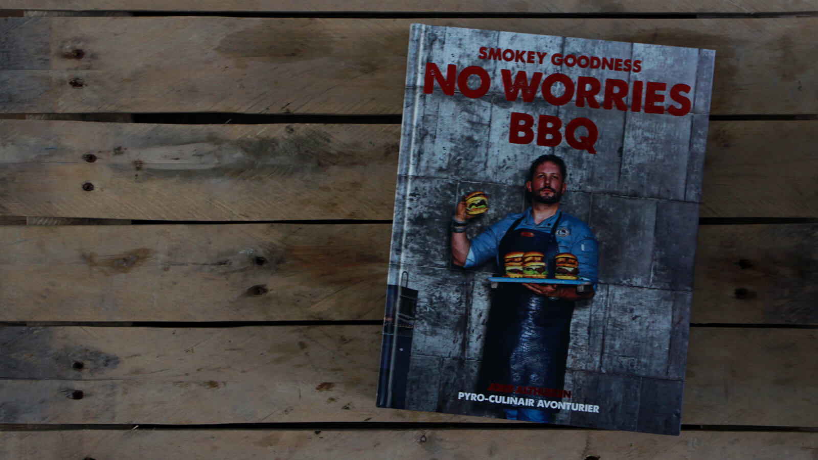Boekreview: No Worries BBQ