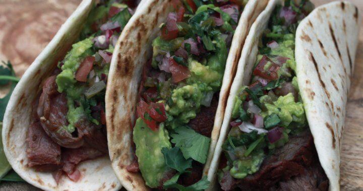 Mexicaanse Taco's met Carne Asada