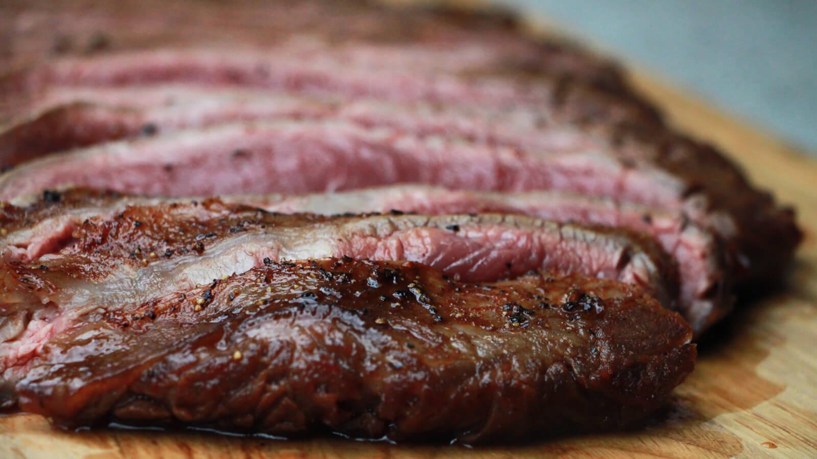 Flank Steak BBQ