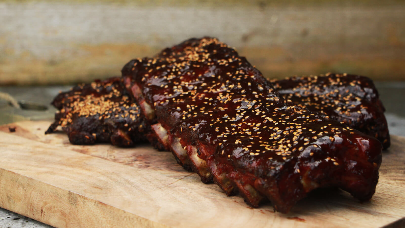 Spareribs Oosterse Stijl